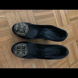 Black Tory Burch Heels